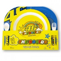 Set de table enfant Valentino Rossi