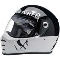 Casque Biltwell Lane Splitter Rusty Butcher