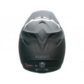 Casque BELL Moto-9 Flex Matte Syndrome Black taille M