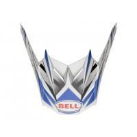 Visière BELL Sx-1 Switch bleu