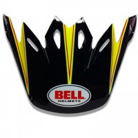 Visière BELL Moto-9/Moto-9 Flex Emblem Hot Yellow
