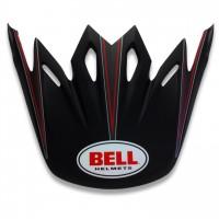 Visière BELL Moto-9/Moto-9 Flex Emblem Matte Black