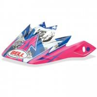 Visière BELL Moto-9/Moto-9 Flex Unit Pink