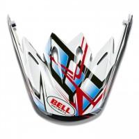 Visière BELL Moto-9/Moto-9 Flex Legacy Pearl