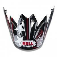 Visière BELL Moto-9/Moto-9 Flex Stunt Black