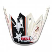 Visière BELL Moto-9/Moto-9 Flex Stunt Pearl