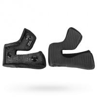 Coussinet de joue BELL Moto 9 Flex / Moto 9 noir 45mm