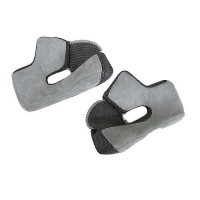 Coussinet de joue X-Static BELL RS-1 40mm gris - taille XL/XXL