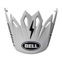 BELL Moto-9 Peak Fasthouse blanc/noir