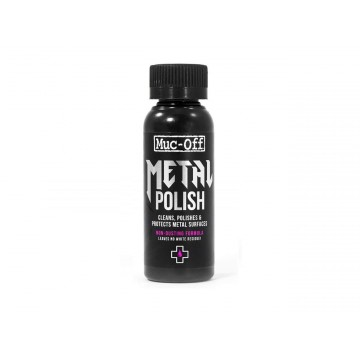 Kit polish MUC-OFF pommeau et Metal Polish
