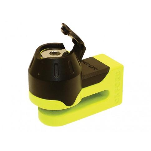 Bloque disque OXFORD Mini T Ø5,5mm jaune