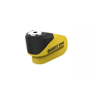 Bloque disque OXFORD Quartz XD10 Ø10mm jaune/noir
