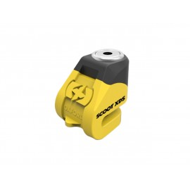 Bloque disque OXFORD Scoot XD5 Ø5mm jaune/noir