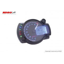 Compteur digital mutlifonctions KOSO RX2N+ GP Style universel