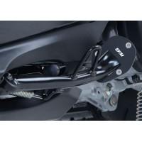 Patin de béquile R&G RACING alu Yamaha/MBK
