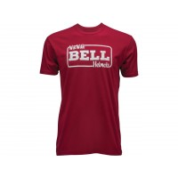 T-Shirt BELL Win With Bell rouge taille M