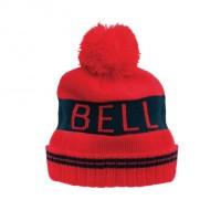 Bonnet BELL Retro rouge