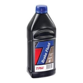 Liquide de frein TWR DOT4 500ML