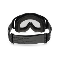 Masque OAKLEY Crowbar True Carbon Fiber écran transparent