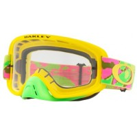 Masque OAKLEY O Frame 2.0 Thermo Camo PYG écran transparent