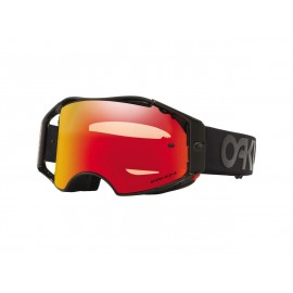 Masque OAKLEY Airbrake Blackout écran Prizm MX Torch