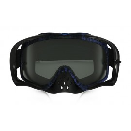 Masque OAKLEY Crowbar Distress Tagline Blue écran Dark Grey