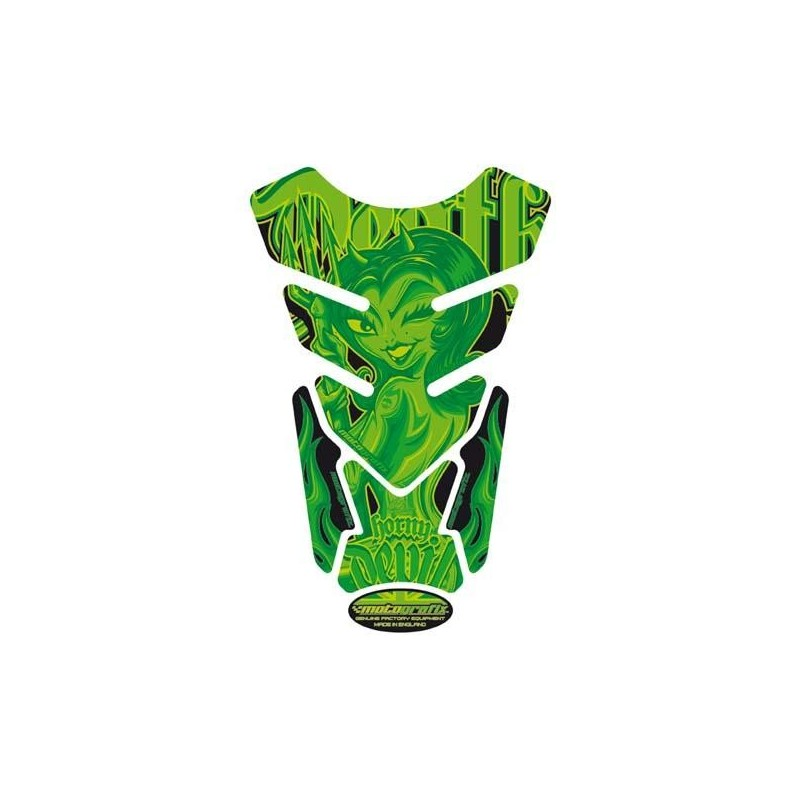 Protection Diablesse Vert
