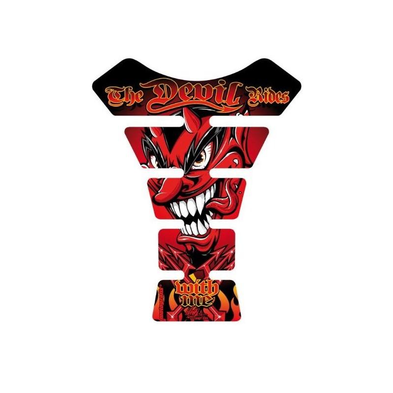 Protection Devil Rouge
