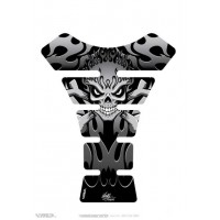 Protection Skull Noir/Argent