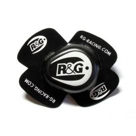 Sliders Genoux R&G noir