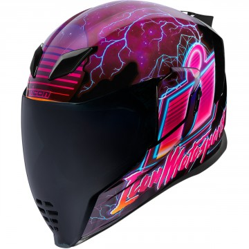Casque Icon Airflite Synthwave