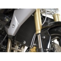 Protection de radiateur R&G RACING noir Triumph Daytona/Street Triple 675