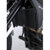 Protection de radiateur R&G RACING noir Husqvarna TR650 Strada