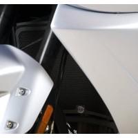 Protection de radiateur R&G RACING noir Triumph Trophy 1200/1215