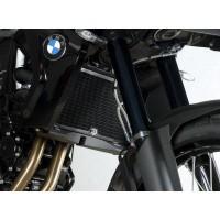 Protection de radiateur R&G RACING noir BMW