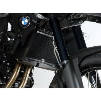 Protection de radiateur R&G RACING noir BMW F800GS
