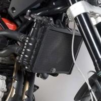 Protection de radiateur R&G RACING noir Husqvarna Nuda 900