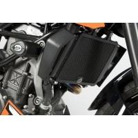 Protection de radiateur R&G RACING noir KTM Duke 125/200