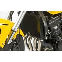 Protection de radiateur R&G RACING noir Honda CB600F/S Hornet
