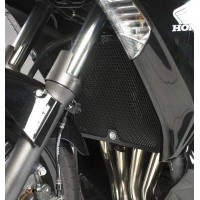 Protection de radiateur R&G RACING noir Honda CBF1000/F