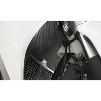 Protection de radiateur R&G RACING noir Honda VFR1200FD/DCT