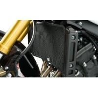 Protection de radiateur R&G RACING noir Yamaha FZ