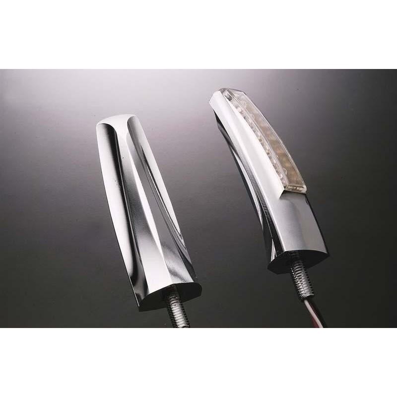 Viper-1 led chrome