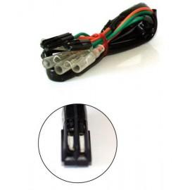 Cables pour clignotants honda