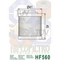 Filtre à huile HIFLOFILTRO HF560 Can Am DS450