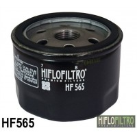 Filtre à huile HIFLOFILTRO HF565 noir Aprilia