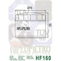 Filtre à huile HIFLOFILTRO HF160 noir BMW