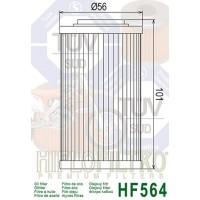 Filtre à huile HIFLOFILTRO HF564