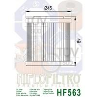 Filtre à huile HIFLOFILTRO HF563