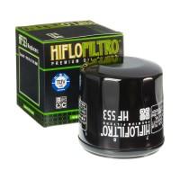 Filtre à huile HIFLOFILTRO HF553 noir Benelli
